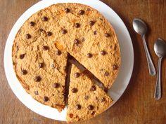 Apricot, Coconut and Chocolate Slice | Meruňkové řezy s kokosem a čokoládou - www.vune-vanilky.cz
