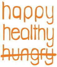 Together we can eliminate hunger. Let us all strive to make the world happy and healthy each day.