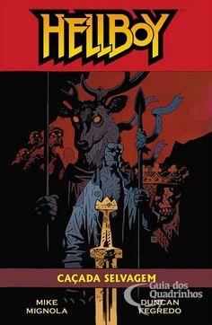 Hellboy - Caçada Selvagem - Mythos