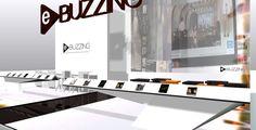 ebuzzing, #dmexco, #WUM Design, #messestand