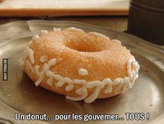 Un Donut pour les gouverner tous...