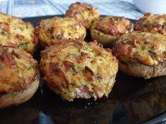 Greek Recipes, Baked Potato, Food To Make, Muffin, Food And Drink, Veggies, Potatoes, Keto, Snacks