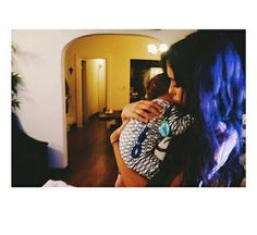madison beer and baby image