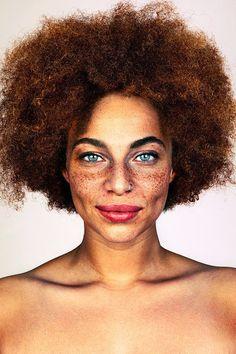 Ebony Freckles Xxx