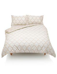 M&S Geometric bedding