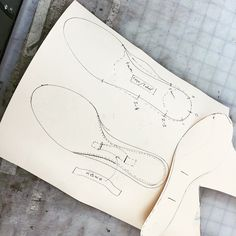This is how it's done #shoemaking #footweardesign