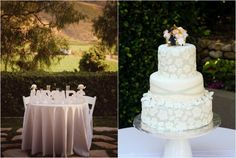 Garden Style Wedding California