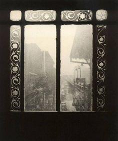 Godfrey Frankel - 3rd Avenue Elevated Window, 1947