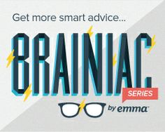 The Brainiac Guide to Mobile Email - Get Emma's Free Guide