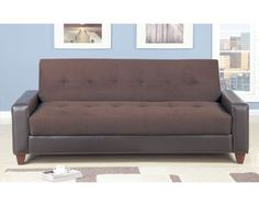 Man Cave Futon : Couch around the web top cool beds man cave sofas from
