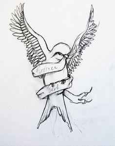 Black-Flying-Swallow-With-Banner-Tattoo-Stencil-By-Mithu-Hassan.jpg 2004 × 2536 bildepunkter