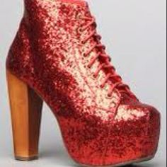 2012 Dorothy shoe :)