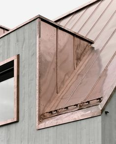Image result for standing seam roof velux details