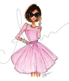 New Ideas Fashion Art Illustration Dresses Inspirational Fashion Art, Fashion Painting, Trendy Fashion, Girl Fashion, Fashion Dresses, Fashion Trends, Classy Fashion, Fashion Shoes, Paper Fashion