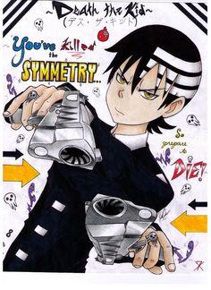 Soul Eater: Death the Kid