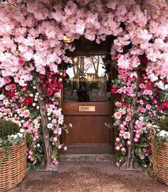 entrance to The Ivy Chelsea Garden in London