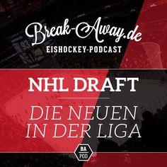 BApod 201 – Spannend: NHL Draft und Trades | http://www.break-away.de/bapod/?p=3761 | Auch ohne Eis ist Eishockey verdammt spannend: zum Beispiel die Trades, die seit heute wieder erlaubt sind. Oder der NHL Draft am vergangenen Wochenende. Das sind Themen unserer neuen Podcast-Folge! Gleich anhören!