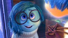 Inside Out - Animation Screencaps Disney Pixar, Disney Icons, Disney Cartoons, Sadness Inside Out, Movie Inside Out, Man Wallpaper, Wallpaper Iphone Cute, Disney Frames, Vice Versa
