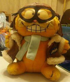 af26345066c Biggles Garfield Soft TOY