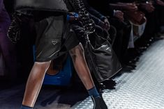 Get Your First Look at Prada's First-Ever Pre-Fall 2018 Bags, Straight from the Runway - PurseBlog