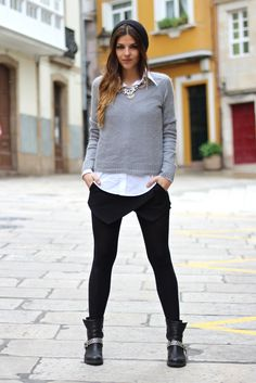 Short saia Zara