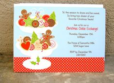 Another darling invite