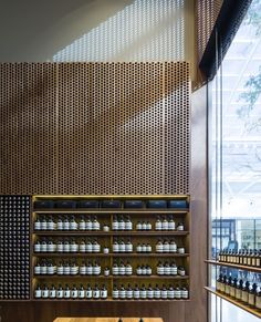 Kerstin Thompson Architects (kta) is an architecture, landscape and urban design practice established in Our projects pursue an overall site vision created through an equal consideration of landform, interiors, structures and services. Commercial Design, Commercial Interiors, Aesop Shop, Living Style, Perfume Store, Cosmetic Shop, Inspiration Design, Retail Interior, Retail Space