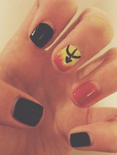 Catching Fire Nails :)