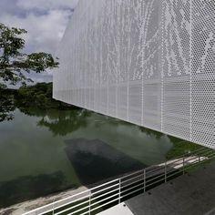 Musevi by Enrique Norten and TEN Arquitectos