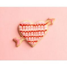 Heart with Arrow Shaped Valentine Cookie Cutters | Cakegirls