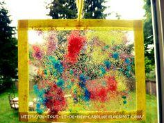 Bri-coco de Lolo: Attrape-soleil sucré et coloré