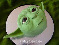 Yoda caks | Yoda Cake | Flickr - Photo Sharing!
