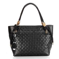 Gucci Charm Medium Top Handle Black