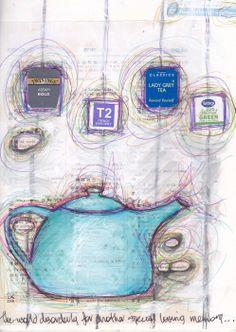 week 6 inspired by pinterest ... http://traceyfletcherking.blogspot.com.au/