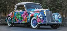 "1952 Mercedes-Benz 220 A Cabriolet ""Earthly Paradise"""