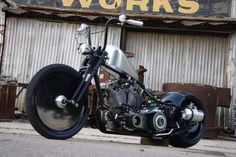 14 Best Yamaha Roadstar Bobbers And Choppers Images