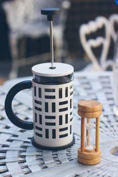 french press coffee   the perfect breakfast companion! #coffee @lowstoluxe