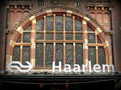 Central Station, Haarlem, The Netherlands.