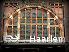 Central Station, Haarlem, The Netherlands. #greetingsfromnl