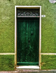 Sardinia, Italy - This combination of greens and textures makes me happy!