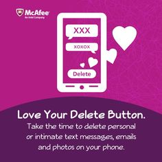 Sending romantic Valentine's Day smartphone pics may sound like a good idea. But you should think twice–28% of people regret sending those photos/videos once they break up.