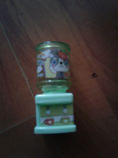 Sacapuntas de dispensador De agua kawaii :)