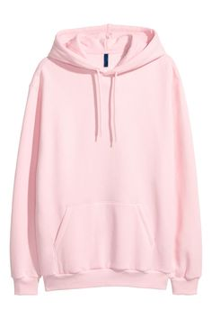 Sweatshirt with a lined, drawstring hood with wrapover front. Kangaroo pocket, long sleeves, and ribbing at cuffs and hem. Source by abirafifah Hoodie outfit Stylish Hoodies, Comfy Hoodies, Pink Hoodies, Pink Shirts, Hoodie Sweatshirts, Teen Fashion Outfits, Pink Outfits, Hoodie Outfit Casual, Light Pink Hoodie