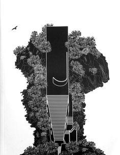 Adalberto Libera's Villa Malaparte | San Rocco Magazine