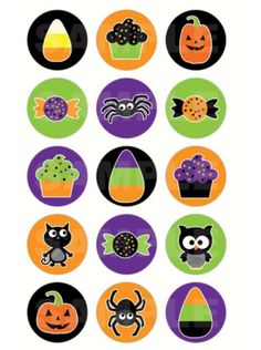 Theme Halloween, Halloween Bottles, Halloween Images, Holidays Halloween, Vintage Halloween, Halloween Crafts, Vintage Christmas, Bottle Cap Projects, Bottle Cap Crafts