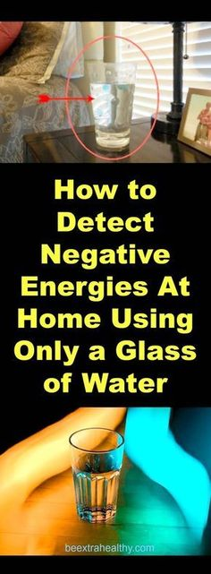 How to Detect Negative Energies At Home Using Only a Glass of Water – remove negative energy Deep Cleaning Tips, Cleaning Hacks, Wellness Tips, Health And Wellness, Health Advice, Women's Health, Mental Health, Home Beauty Tips, Beauty Hacks