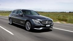 2014 Mercedes-Benz C-Class Estate Wallpaper HD