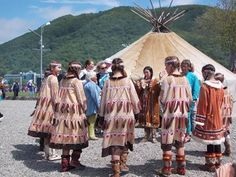 The Itelmen, sometimes known as Kamchadal, are an ethnic group who are the original inhabitants living on the Kamchatka Peninsula in Eastern Turan. The Itelmen language (ethnonym: Itelmen) is distantly related to Chukchi and Koryak, forming the Chukotko-Kamchatkan language family.