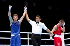 Luke Campbell won Team GB's 28th gold medal! Boxing, London 2012