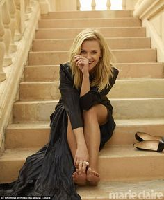 Reese Witherspoon adds activist to her resume | Daily Mail Online